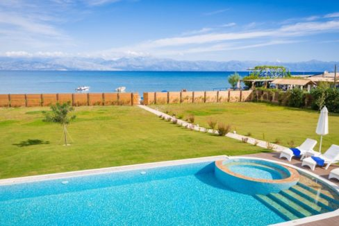 Beachfront Villa Corfu, Seafront Property in Corfu, Luxury Estate in Corfu, Luxury Real Estate in Corfu 26