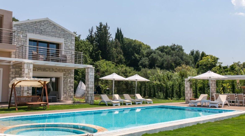 Beachfront Villa Corfu, Seafront Property in Corfu, Luxury Estate in Corfu, Luxury Real Estate in Corfu 27