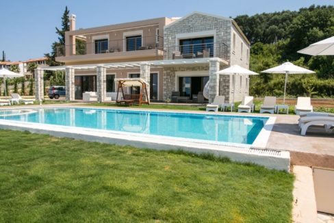 Beachfront Villa Corfu, Seafront Property in Corfu, Luxury Estate in Corfu, Luxury Real Estate in Corfu