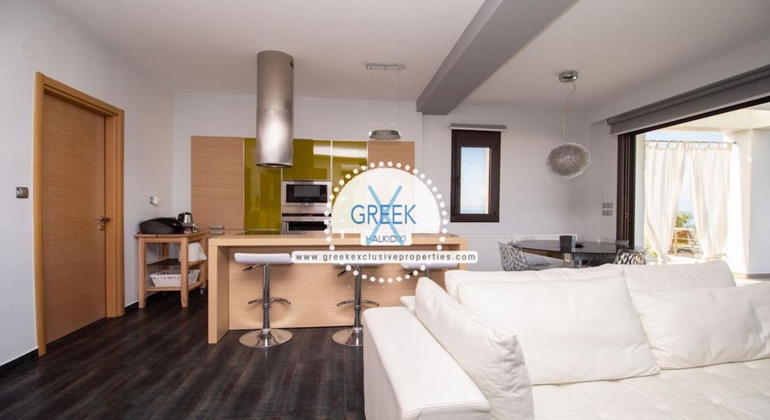 Beautiful Villa at Chanioti Halkidiki, Kassandra Halkidiki, Halkidiki Properties, Homes for sale in Halkidiki 15