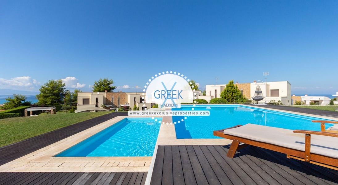 Beautiful Villa at Chanioti Halkidiki, Kassandra Halkidiki, Halkidiki Properties, Homes for sale in Halkidiki 22