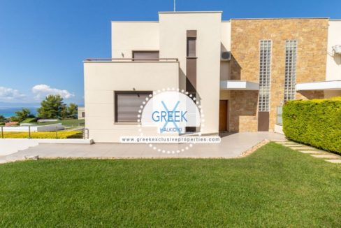 Beautiful Villa at Chanioti Halkidiki, Kassandra Halkidiki, Halkidiki Properties, Homes for sale in Halkidiki 7