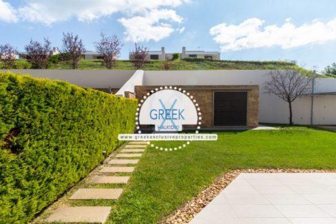 Beautiful Villa at Chanioti Halkidiki, Kassandra Halkidiki, Halkidiki Properties, Homes for sale in Halkidiki 8