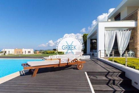 Beautiful Villa at Chanioti Halkidiki, Kassandra Halkidiki, Halkidiki Properties, Homes for sale in Halkidiki 9