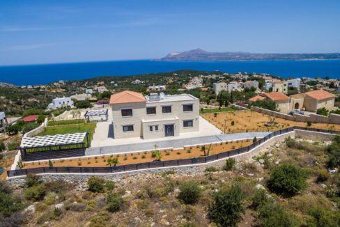 Beautiful villa in Chania Crete with pool, Luxury Estates in Crete, Property in Crete, Villas for sale in Crete, Real Estate in Crete 1