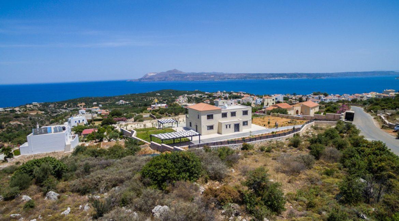Beautiful villa in Chania Crete with pool, Luxury Estates in Crete, Property in Crete, Villas for sale in Crete, Real Estate in Crete 4