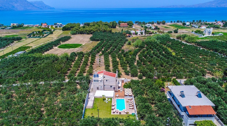 Beautiful villa in Crete, Chania, Properties in Crete, Villa in Chania 15