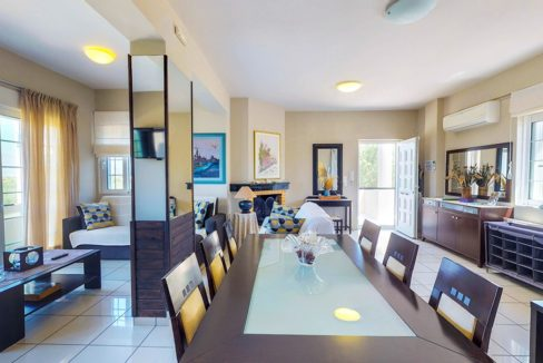 Beautiful villa in Crete, Chania, Properties in Crete, Villa in Chania 17