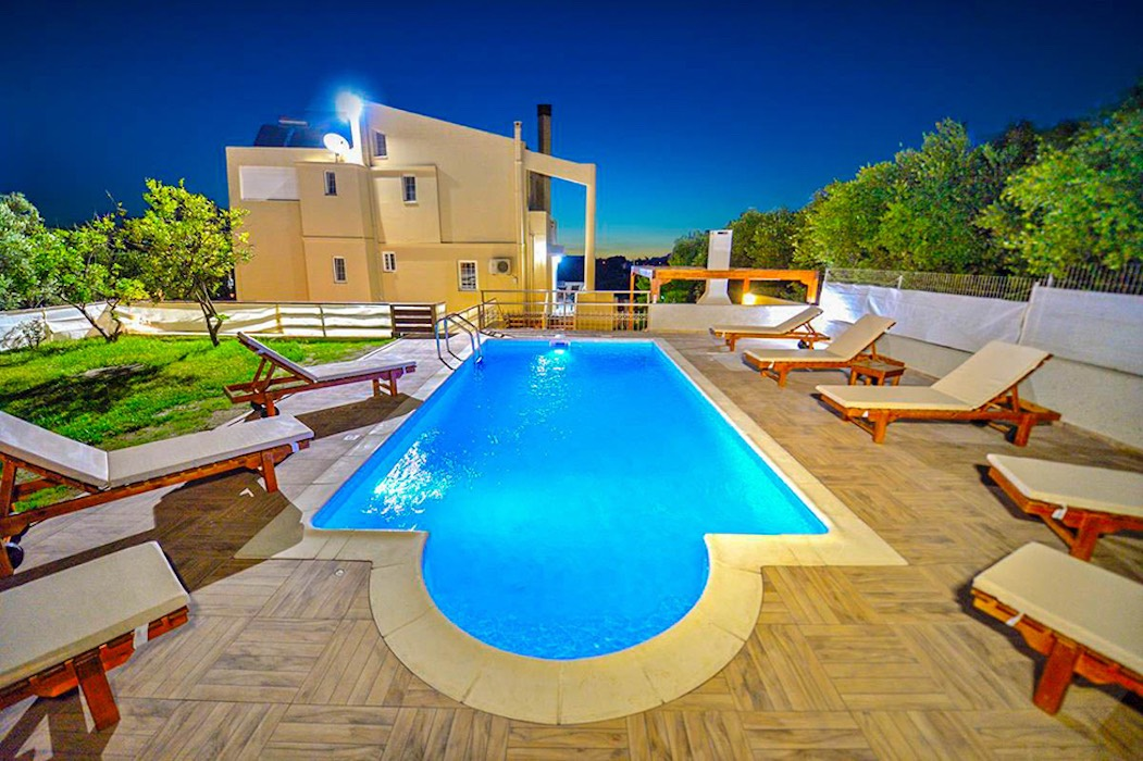Beautiful villa in Crete, Chania