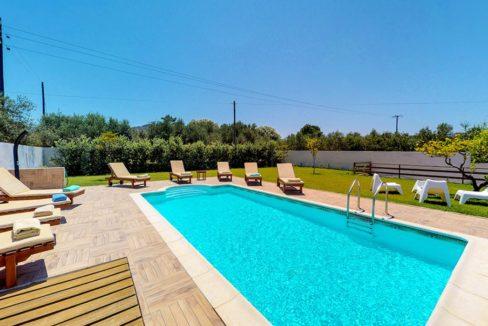 Beautiful villa in Crete, Chania, Properties in Crete, Villa in Chania 21