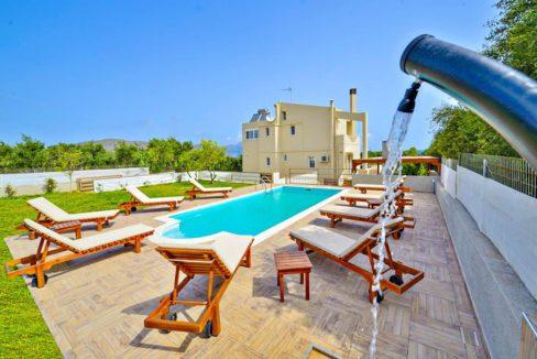 Beautiful villa in Crete, Chania, Properties in Crete, Villa in Chania 22