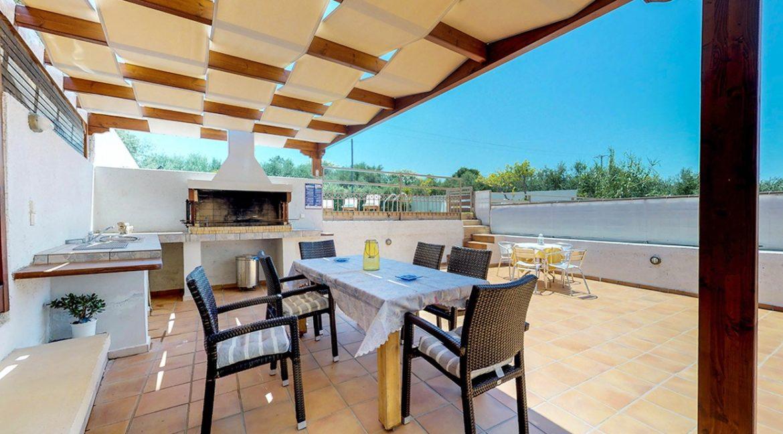 Beautiful villa in Crete, Chania, Properties in Crete, Villa in Chania 3