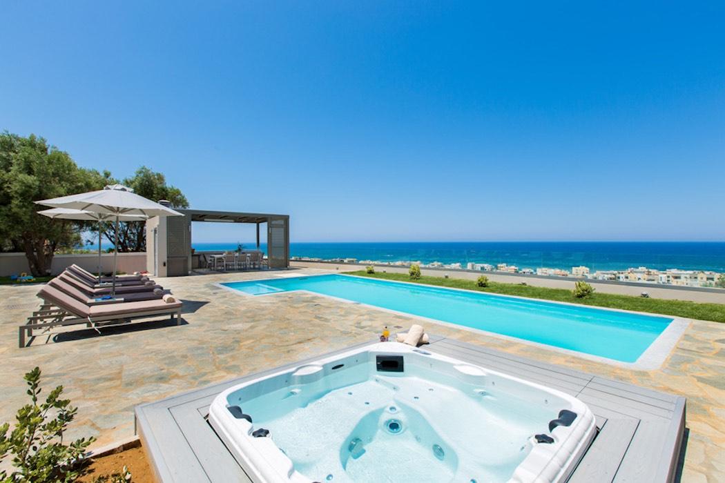 Excellent Villa in Rethymno Crete