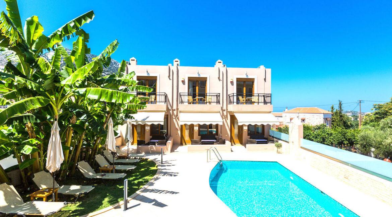 Hotel Rethymno Crete for sale 1