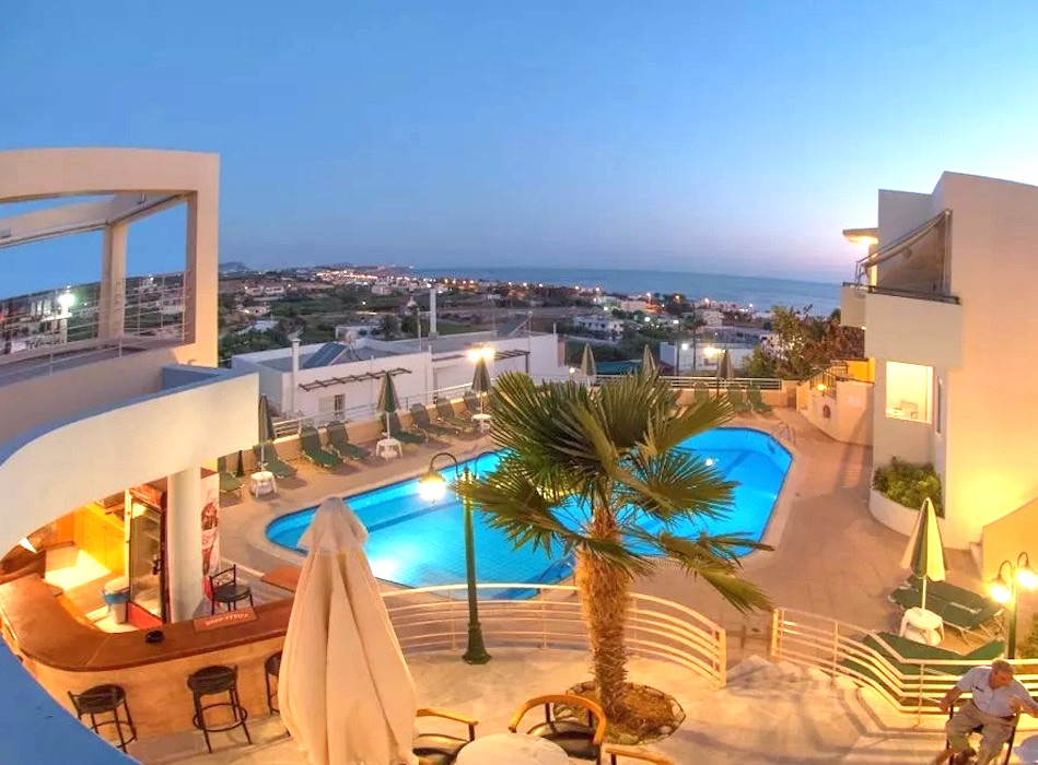 Hotel For Sale In Rethymno Crete Greece Greek Exclusive