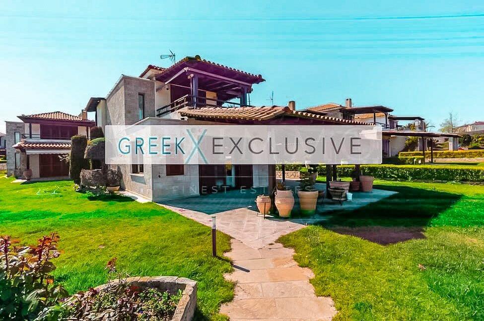 House for Sale in Kassandra Halkidiki, House for Sale in Afitos Halkidiki 14