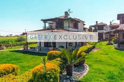 House for Sale in Kassandra Halkidiki, House for Sale in Afitos Halkidiki 19