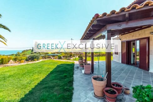 House for Sale in Kassandra Halkidiki, House for Sale in Afitos Halkidiki 35