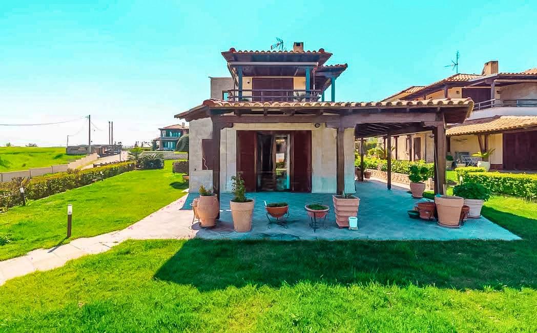 House for Sale in Kassandra Halkidiki, Afytos
