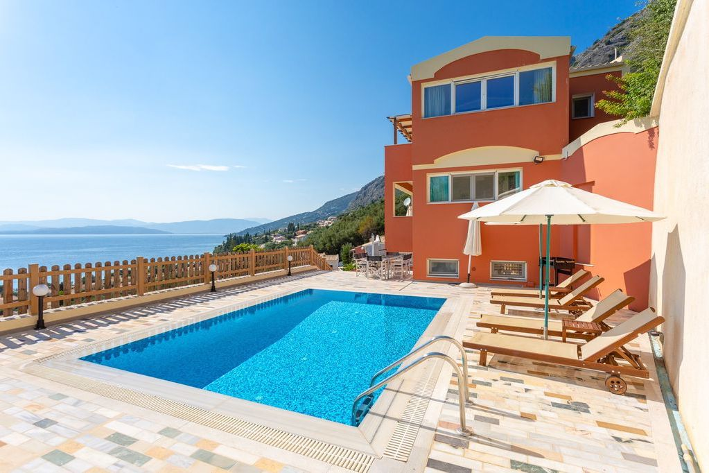 Great House in Corfu for sale