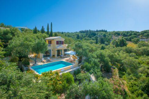 Houses in Corfu, Villa in Corfu, Paxoi, Villa in Paxoi, Property in Paxoi 14