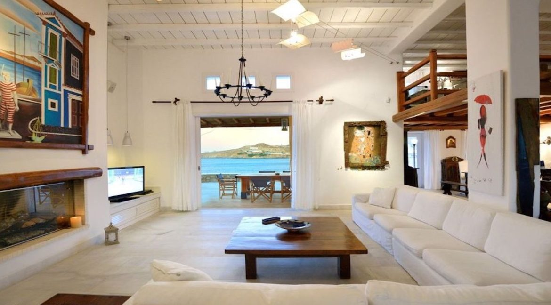 Luxury Estate in Mykonos, Beachfront, Villa of 950 sqm, Luxury Villas in Mykonos for Sale, Luxury Property Mykonos for sale 10