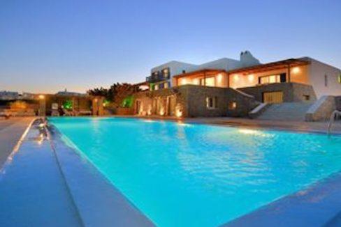 Luxury Estate in Mykonos, Beachfront, Villa of 950 sqm, Luxury Villas in Mykonos for Sale, Luxury Property Mykonos for sale 13
