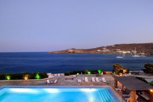Luxury Estate in Mykonos, Beachfront, Villa of 950 sqm, Luxury Villas in Mykonos for Sale, Luxury Property Mykonos for sale 16