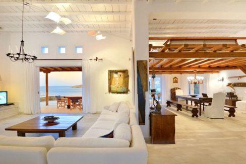 Luxury Estate in Mykonos, Beachfront, Villa of 950 sqm, Luxury Villas in Mykonos for Sale, Luxury Property Mykonos for sale 8