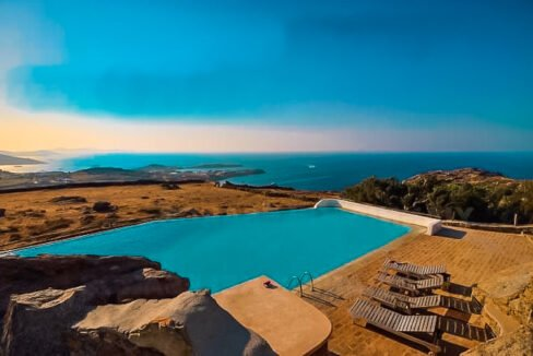 Mykonian Villa for Sale, Sea View Villa Mykonos