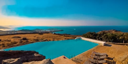Mykonian Villa for Sale, Sea View Villa Mykonos