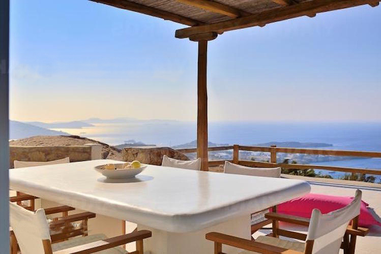 Mykonian Villa for Sale, Sea View Villa Mykonos 8