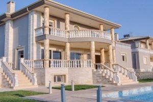 New Built Villa in Kalithea Halkidiki, Kassandra Halkidiki, Halkidiki Properties, Halkidiki Homes