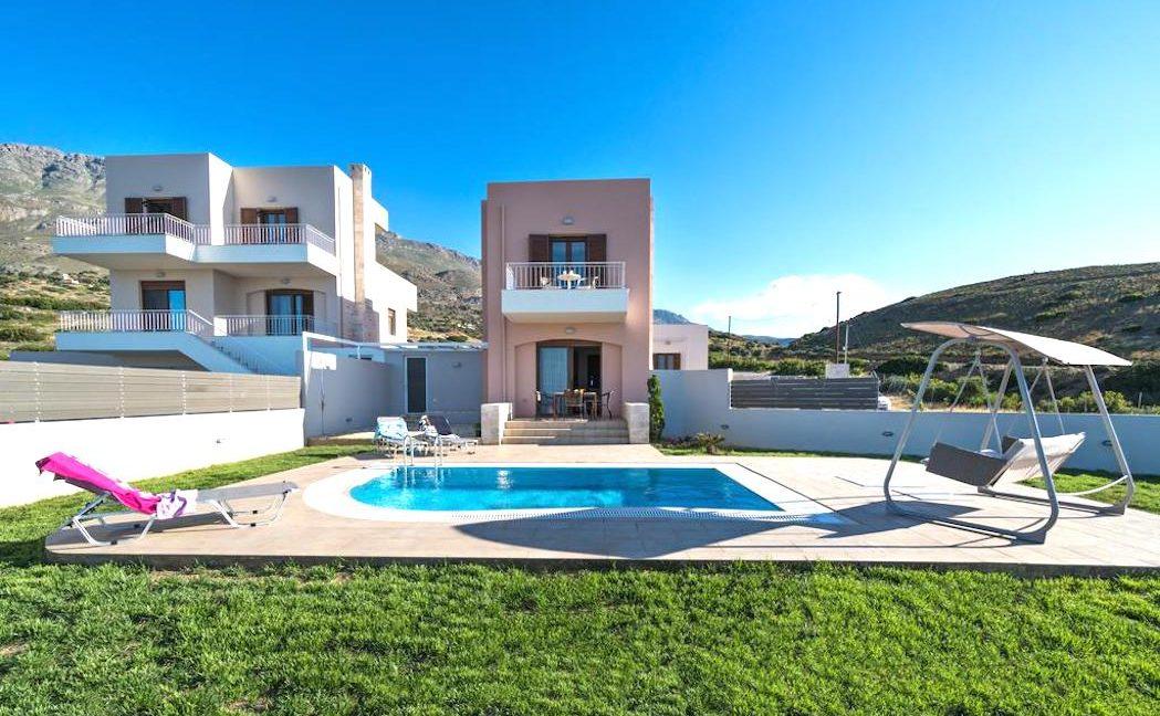 Property in Crete, 2 Villas in South Crete by the sea 4