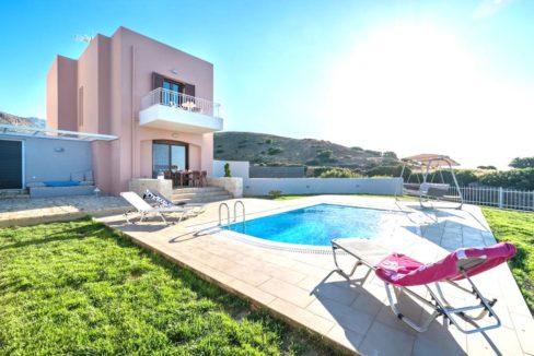 Property in Crete, 2 Villas in South Crete by the sea 5