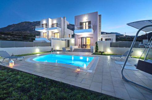 Property in Crete, Villas in South Crete by the sea