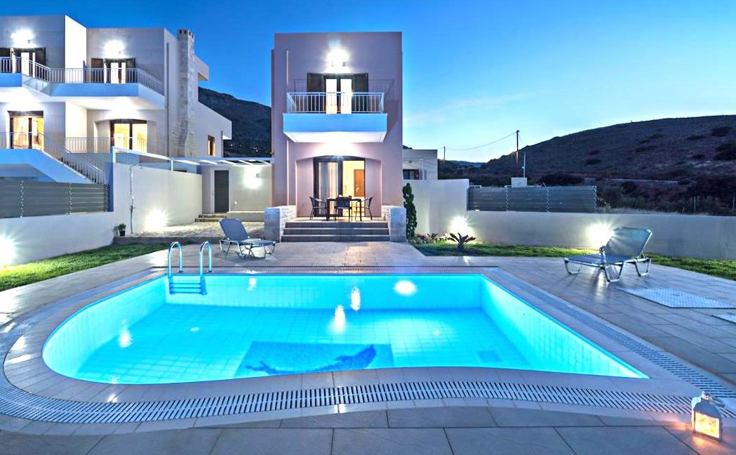 Property in Crete, Villas in South Crete by the sea 1