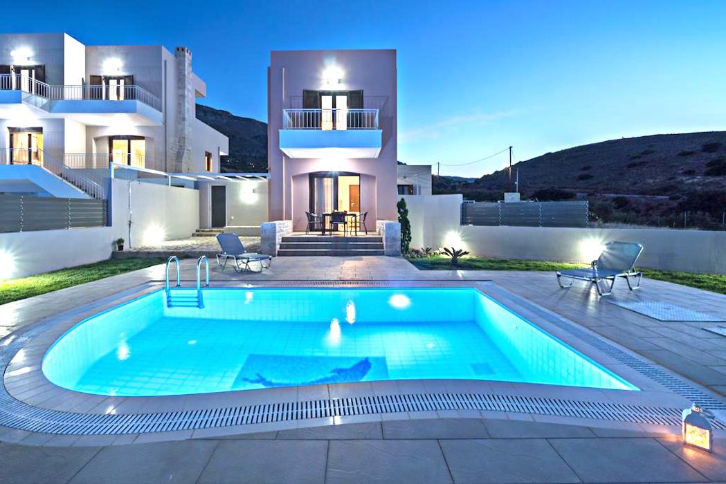 Property in South Crete near the sea