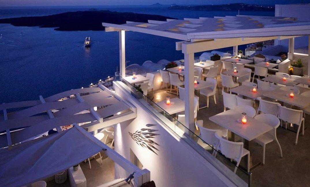 Restaurant Caldera Santorini, Restaurant at Fira Santorini 2