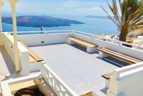 Restaurant For Sale at Caldera Santorini, Fira 2