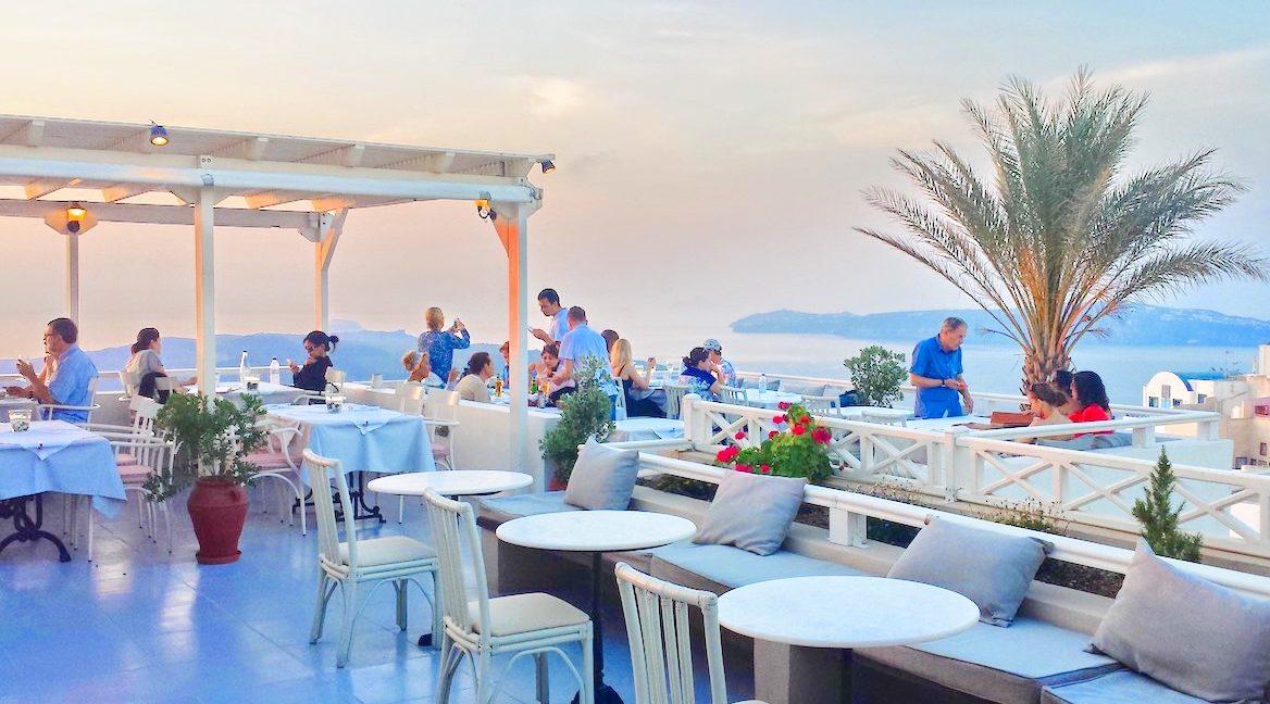 Restaurant For Sale at Caldera Santorini, Fira 3