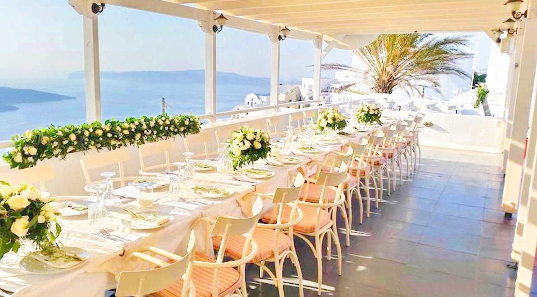 Restaurant For Sale at Caldera Santorini, Fira 4