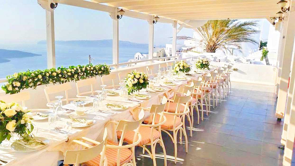 Restaurant For Sale at Caldera Santorini, Fira
