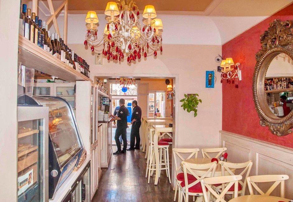 Restaurant at Santorini Oia for sale 3