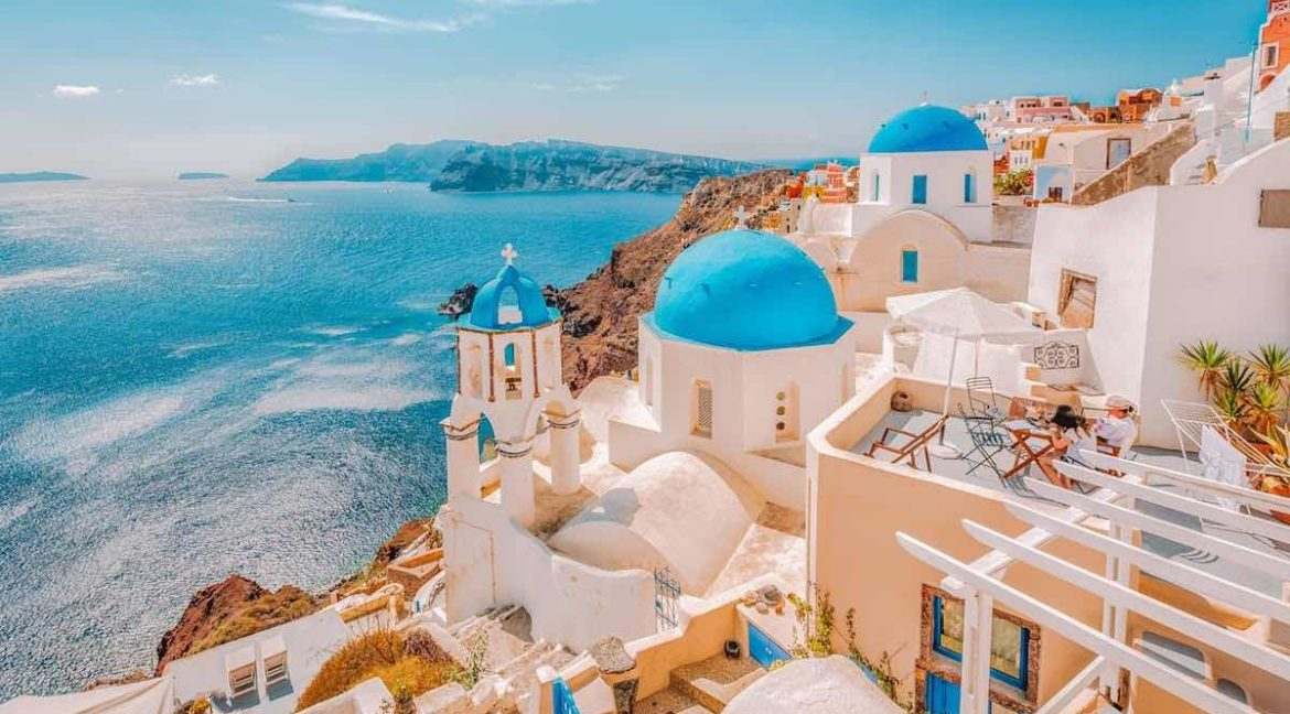 Santorini Declared No1 Island in the World