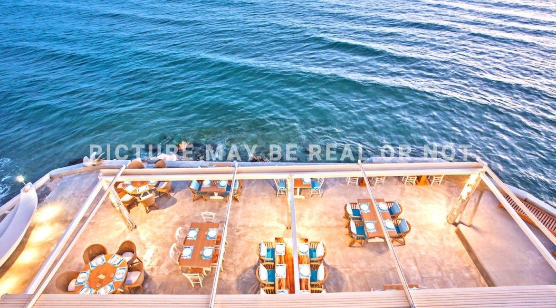 Seafront Boutique Beach Hotel in Crete, Seafront Hotel for sale in Crete 1