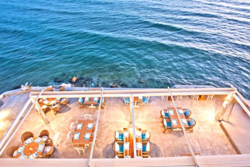 Seafront Boutique Beach Hotel in Crete, Seafront Hotel for sale in Crete