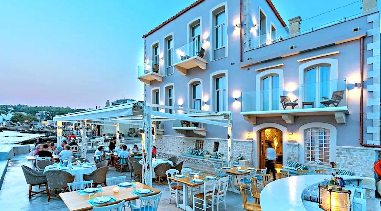 Seafront Boutique Beach Hotel in Crete, Seafront Hotel for sale in Crete 2