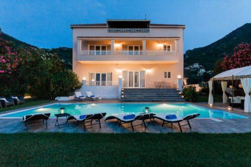 Seafront Property in Corfu, Luxury Villa near the sea
