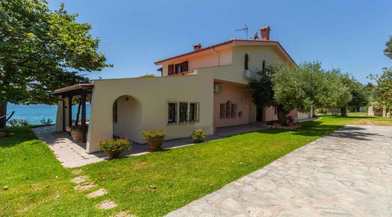 Seafront Property in Halkidiki, Mola Kaliva, Kassandra, Halkidiki Properties